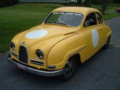 1960 Saab 93 Vintage
