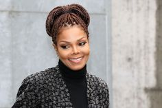 """Janet Jackson and her billionaire husband Wissam Al Mana appeared in public in Milan""--Read More On Examiner at: http://www.examiner.com/article/janet-jackson-and-her-billionaire-husband-wissam-al-mana-appeared-public"