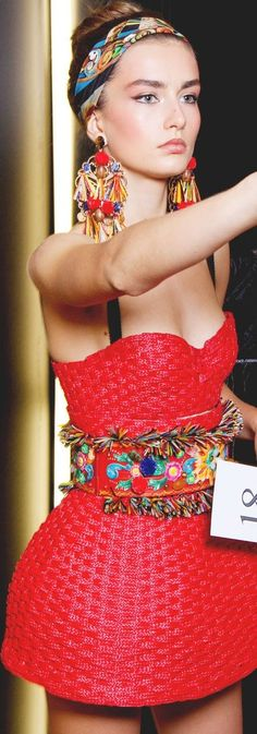 backstage dolce-gabbana ♥✤ | Keep the Glamour | BeStayBeautiful