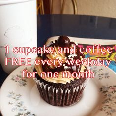 Who wouldn't want a #free #cupcake and #coffee for a month? Just another #Kickstarter reward that we're offering. Pledging ends at 11:00pm tonight! Let's finish strong!!  (Link in bio) #cupcakes #jamesandthegiantcupcake #jatgc #crowdfunding #KickstarterEats #Oakland #oaklandeats #bayareaeats #bayarea #cupcakestagram #oaklandlove #jatgcindowntownoakland