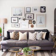 20 ideas creativas para decorar paredes con fotos