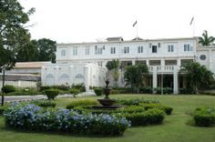 King's House Governor's Mansion, Kingston, Jamaica - Reportedly Haunted and beautiful history!