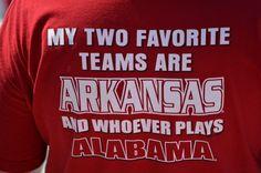 True that...or LSU