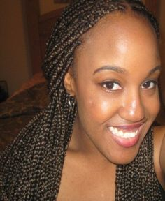 individual braids blackgirls 2 Collection of Extraordinary Braided Hairstyles for Black Girls