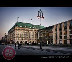Hotel Adlon, Berlin  Foto: Andreas Dengs