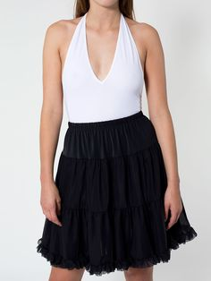 American Apparel - Petticoat Slip Skirt