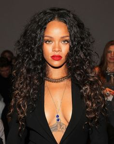 Rihanna in September 2014. See the singer's complete beauty evolution, from 2006 to 2015 (girl has tried EVERYTHING in nearly 10 years).