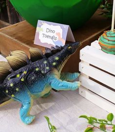 Dinosaurs Birthday Party Ideas | Photo 1 of 18