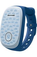 Stay connected to your child with the GizmoPal by LG. A wearable for children ages 4 and up, GizmoPal can easily make and receive calls with a single button. You can also locate the GizmoPal on a map from your smartphone. Made with a kid-friendly design, GizmoPal is water resistant, durable and fun to wear. The GizmoPal is avaliable in Pink or Blue. (Subject to availability)