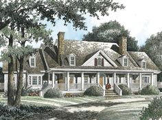 97 best Stephen Fuller images on Pinterest | Country home plans ...