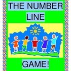 """THE NUMBER LINE GAME!"" - ACTIVE NUMBER SEQUENCING!  ""Number Line, Number Line, Movin' Down That Number Line!""  Put some 'moves' in your Number Sequencing activities for Pre-K - K!  Who says you have to sit down for Math Fun?  Your kids will play a GROUP GAME and sing a silly song, while their numbers move down the Number Line and are put in sequence.  Includes Number Templates for 1-20 and simple song notes, as well as ""Zero Cost"" options for the game pieces!  Rainy day fun! (13 pages) $"