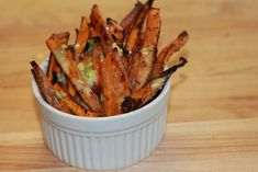 Simple and Delicious Paleo Sweet Potato Fries