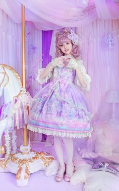LolitaWardrobe online store is built to help Lolitas all over the world to purchase Lolita clothes...