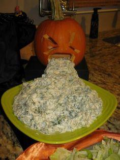 Halloween cook beurk