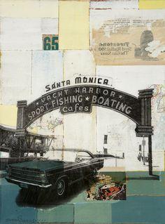 Santa Monica by Robert Mars (2009)