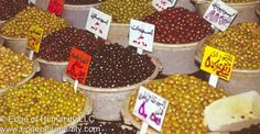 Olives From Syria.