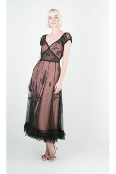 New arriwal on Wardrobeshop.com! Nataya Ballerina Dress.  Click to read more: http://wardrobeshop.com/content/nataya-ballerina-dress-40193