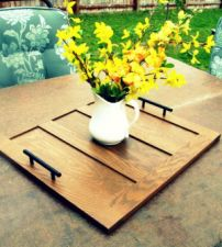 10 DIY projects you can make with old cabinet doors.