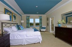 The Ryland Group. Mira Mar floor plan. 4 bedrooms, 3 bath. #POH2014 #OrlandoHomes #Orlando