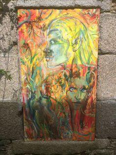 Street Art, rue de Saint Malo, Brest