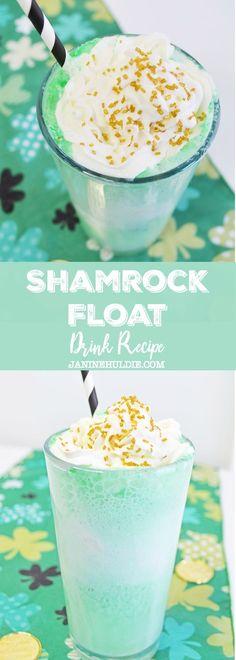 Shamrock Float Drink Recipe Recipe_1