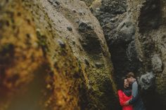 Emilie & Zack and their awesome day in Iceland // Iceland Engagement Photographer // Destination Wedding Photographer Johanna Hietanen Photography
