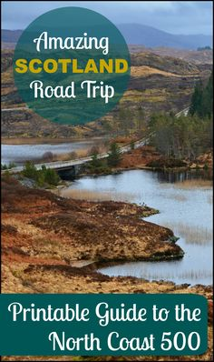 The North Coast 500 is an amazing 500-mile road trip through the best of Northwest Scotland! This 9-page guide provides information such as: Suggested Travel Direction | Weather | Camping Along the NC500 | Animals | List of Things to See/Do Between Points Along the Route | Suggestions for Making the Most of Your Trip | Sample 5-Day Itinerary | 3-Page Photo Guide