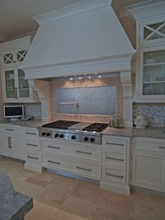 Six Tips To Finding The Right Backsplash For Your Kitchen Or Bath - By Anna Marie Fanelli - www.annamariefanelli.com