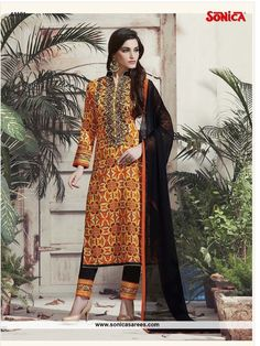 Price range Rs 2198 Link: http://www.sonicasarees.com/salwar-suits?catalog=3890 Shipped worldwide. Lowest Price guaranteed