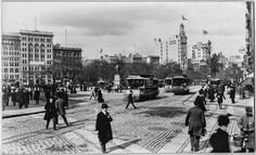 Streets+of+New+York+in+the+Late+19th+Century+(33).jpg (990×604) Union Square.