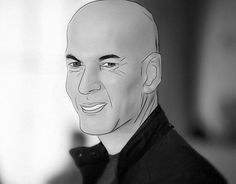 "Check out new work on my @Behance portfolio: ""ZINEDINE ZIDANE"" http://be.net/gallery/35603699/ZINEDINE-ZIDANE"