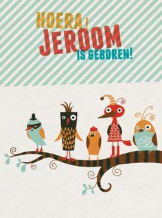 Welkom Jeroom!