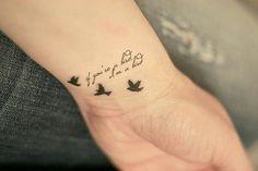 #wrist #tattoo