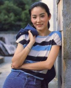 Rosamund Kwan | Hong Kong | Pinterest