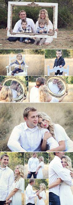 Family photos  posing ideas!