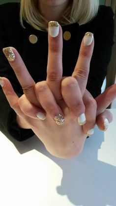 can't find where this came from originally, but love and want these nails!!