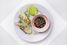 Vegetariskt middagstips: Vietnamesiska vårrullar