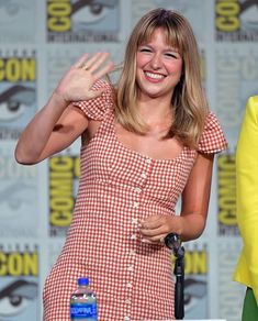 Melissa Supergirl, Supergirl Comic, Kara And Mon El, Superman Images, Melissa Benoit, Supergirl Season, Melissa Marie Benoist, Female Movie Stars, Cw Dc