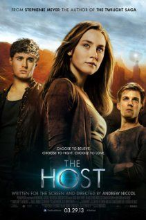 The Host - looking forward to this but dreading the stigma that it is related to twishite.