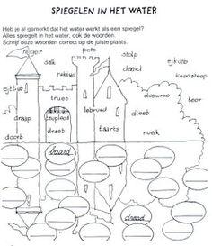 taaloefeningen - tweede leerjaar - meester dirk