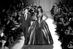 Zac Posen and Naomi Campbell walk the runway at New York Fashion Week  http://www.theweek.co.uk/fashion/62568/new-york-fashion-week-2015#ixzz3S5CpujSm