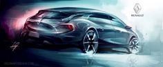 Automotive Design by Bart de Graaff at Coroflot.com