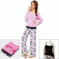 SO Knit Fleece Pajamas - Juniors - Juniors  Kohls 8.00