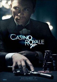 """Ver película 007 Casino Royale online latino 2006 VK gratis completa sin cortes audio latino online. Género: Acción, Thriller Sinopsis: """"007 Casino Royale online latino 2006 VK"""". """"James Bond 21"""". La primera misión del agente británico James Bond (Daniel Cr"""