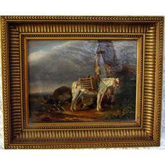 Antiquaire - ARTE TRES GALLERY - Achat et vente de tableaux anciens - Proantic.com