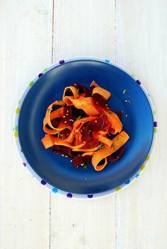 Sugg-r and some Salt:pickled carrots' salad - ensalada de zanahorias encurtidas #ponunaensalada