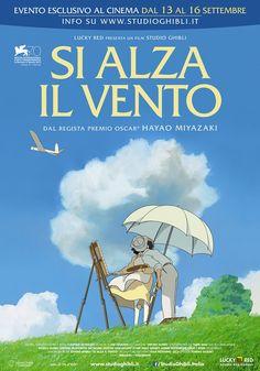 Si alza il Vento - Miyazaki prestabile dal 02/06/2016