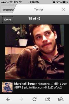 Tyler and Marshall Seguin.