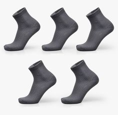 Men Bamboo Fiber Socks Brand New Casual Business Anti-Bacterial Deodorant Breatheable Man Long Sock 5 pairs Deodorant, Streetwear, Bamboo Socks, Oeko Tex 100, Dress Socks, Cotton Socks, Models, Business Casual, Business Style