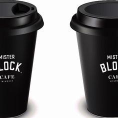 TGIF #MisterBlockCafe #Coffee #Cafe #MisterBlock #Wynwood #Art #CoffeeArt #Design #Cup #PaperCup